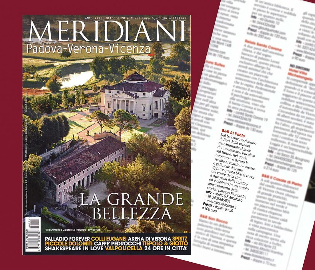 Articolo su rivista Meridiani