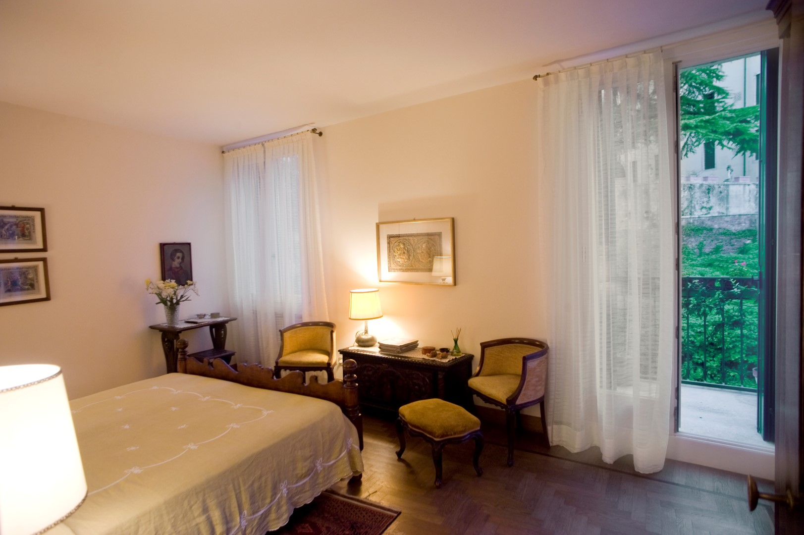 B&b al ponte Vicenza camera matrimoniale 01
