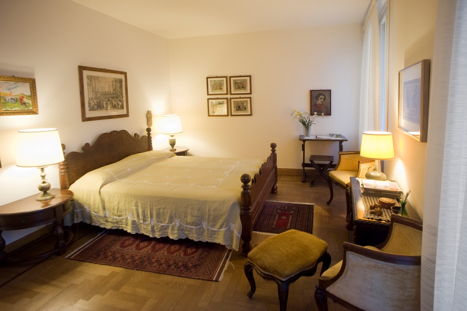 B&b al ponte Vicenza camera matrimoniale 03