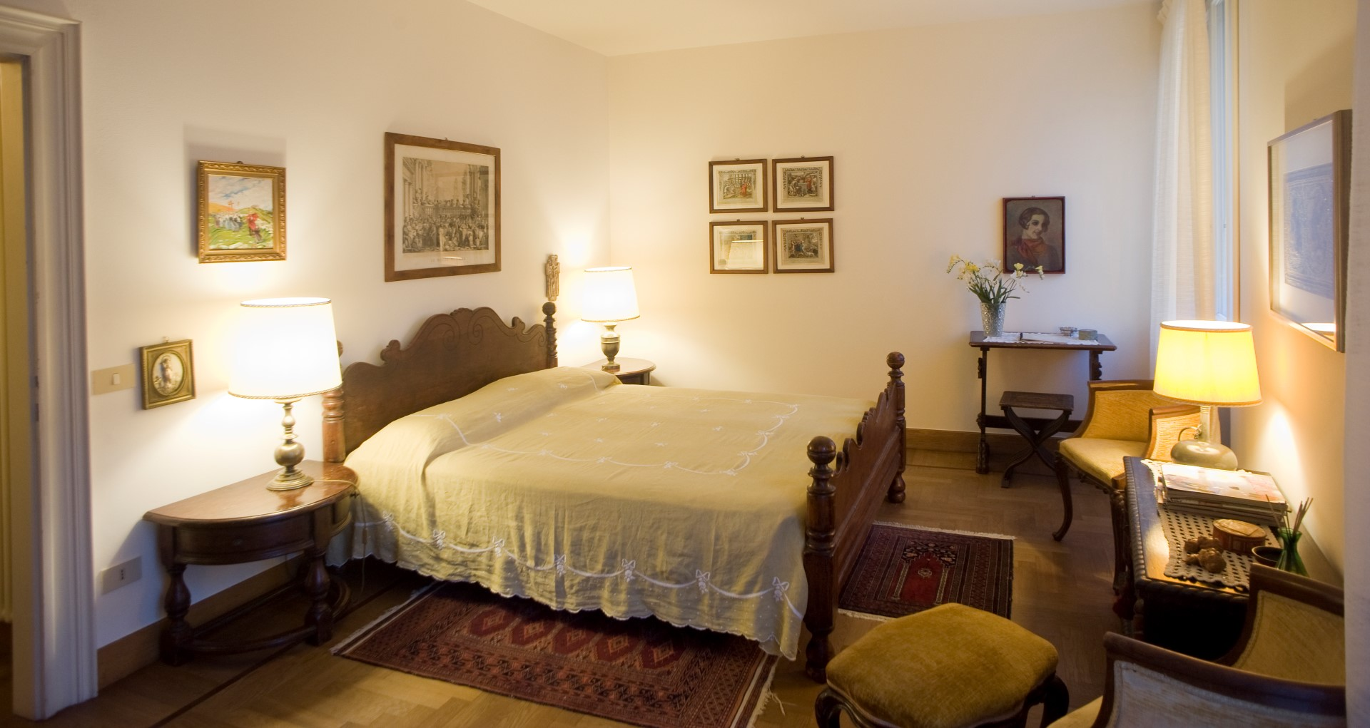 B&b al ponte Vicenza camera matrimoniale 04
