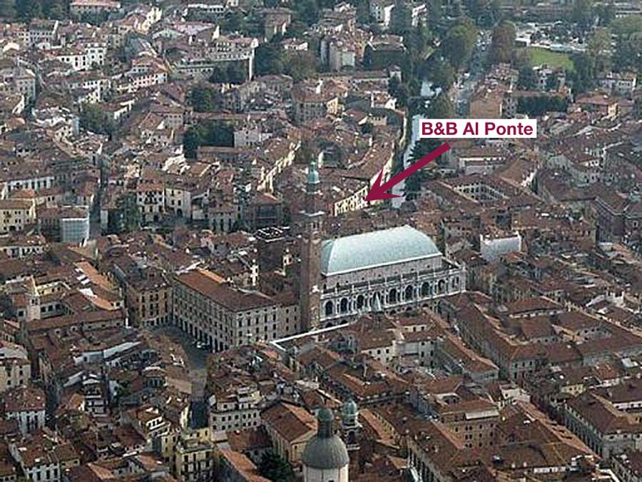 Vicenza dall'alto